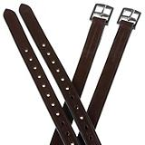 Collegiate Stirrup Leathers
