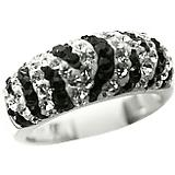 Kelly Herd Zebra Collection Ring