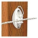Heavy Duty Pin Lock Wood Post Insulator