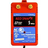 Red Snap'r 5 Mile AC Low Impedance Fence Charger