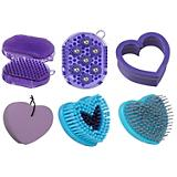 Colored Hearts Grooming Kit