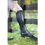 Shires Leather Half Chaps