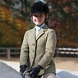 Shires Childs Huntingdon Show Jacket