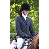Shires Ladies Velvet Trimmed Show Jacket