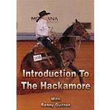 Benny Guitrone Training The Hackamore Horse DVD
