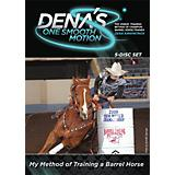 Dena Kirkpatric Training A Barrel Horse DVD