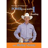 Ricky Green Team Roping Heading Method 1 DVD