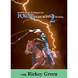 Ricky Green Team Roping Heading Method 2 DVD