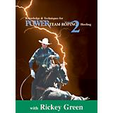 Ricky Green Team Roping Heeling Method 2 DVD