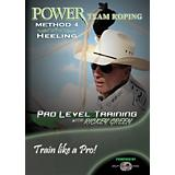 Ricky Green Team Roping Heeling Method 4 DVD