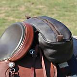 Cashel Leather Shaped Cantle Bag