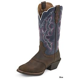 Justin Ladies Stampede Punchy Boots Horse Com