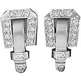 Kelly Herd 14K White Gold Earrings
