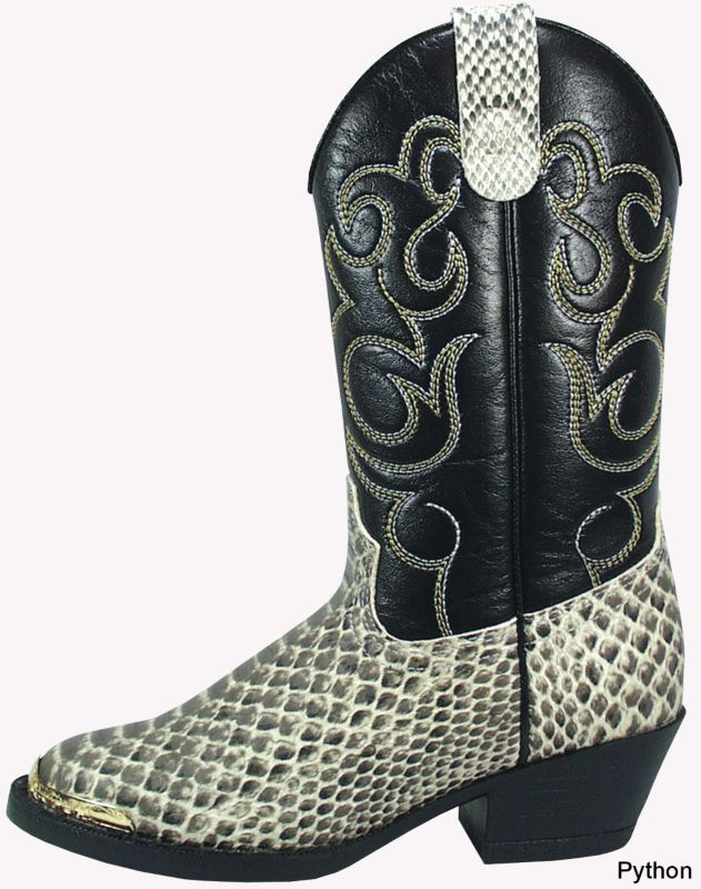 Smoky Mountain Childrens Laramie Python Boot