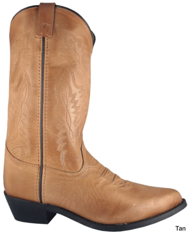 Smoky Mountain Ladies Bomber Boots