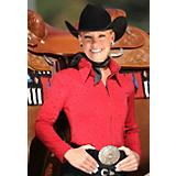 Hobby Horse Ladies Scarlet Blouse