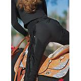 Hobby Horse Girls PMS Split Leather Chaps