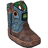 John Deere Crib Series Sq Toe Pull-On Boots