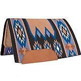 Mustang Laredo Navajo Wool Saddle Pad