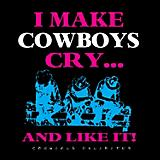 Cowboys Cry T-Shirt