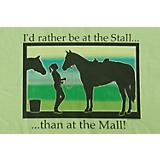 Stall Than Mall T-Shirt