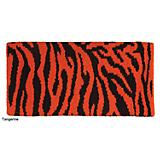 Mustang Reversible Zebra Saddle Blanket