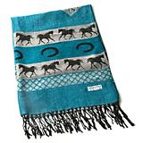 Equestrian Pashmina Scarf
