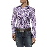 Ariat Ladies Astoria Berry Shirt