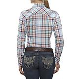 Ariat Ladies Astoria Plaid Shirt