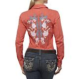 Ariat Ladies Zanzibar Jenna Shirt