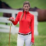 Noble Equine Josie 1/4 Zip Shirt