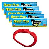 Quest Plus 5-pack with Free Set of Safe T Ties