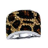 Kelly Herd Cheeta Collection Ring