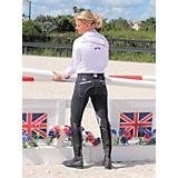 Equine Couture Stars/Stripes Denim Breech