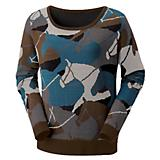 Kerrits Horse Knit Lagoon Sweater