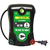 Powerfields 110V 40 Acre Fence Energizer .5 Joules