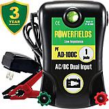 Powerfields AC/DC 60 Acre Energizer 1.0 Joules