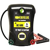 Powerfields DC 12V 30 Acre Fence Energizer .5 Joul