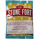 Old Stone Fort Acidified Copper