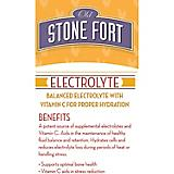 Old Stone Fort Electrolyte