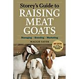 Storeys Guide to Raising Meat Goats Paperback Book
