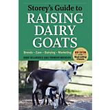 Storeys Guide to Raising Dairy Goats Paperback