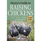 Storeys Guide to Raising Chickens Paperback Book