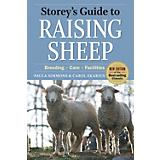 Storeys Guide to Raising Sheep Paperback Book