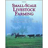 Small Scale Livestock Farming Paperback Book