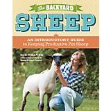 The Backyard Sheep Paperback Book