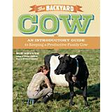 The Backyard Cow Paperback Book
