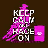 Race On Tshirt