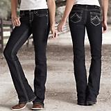 Ariat Ladies REAL Boot Cut Eclipse Jeans