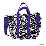 Lami-Cell Zebra Stable Tote